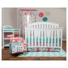 Trend Lab Waverly Pom Pom Play Baby Bedding Collection Tar