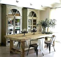 Rustic Farm Table Farmhouse Dining Tables Style