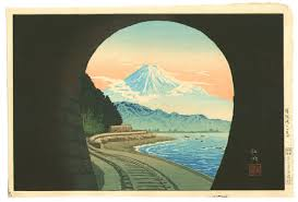 Shotei Takahashi Satta Mountain Pass Tunnel