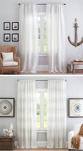 Pottery Barn Curtains Sheers by Suzette Roberts A Case Of The Sheers Again