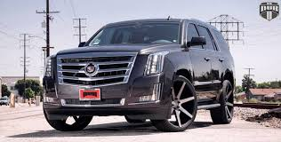 New Cadillac Escalade 2017 is waiting for you