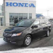 Used 2016 Honda Odyssey For Sale In Canandaigua Near Rochester NY