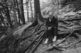 Charles Kuralt At Grandfather Mountain 1994