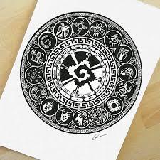 Keptalalat A Kovetkezore Inca Tattoo