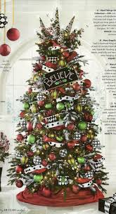 Type Of Christmas Tree Decorations by Best 20 Black Christmas Trees Ideas On Pinterest Black