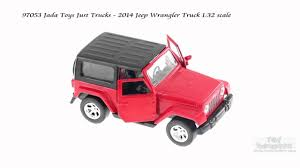 100 2014 Jeep Wrangler Truck 97053 Jada Toys Just S 132 Scale
