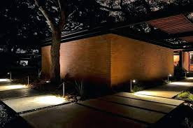 Modern Landscape Lighting Mid Century Outdoor Light Fixtures Image Of Popular Exterior