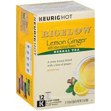 Lemon Ginger K Cups