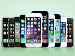 The iPhone A Visual History 2007 2011 Cashify Blog