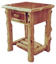 Log Bed Plans Log Furniture Plans Wood Working Plans