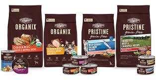 organic cat food castor pollux petworks