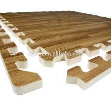 wood foam mats puzzle interlocking tiles flooring buy