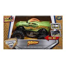 New Bright RC Monster Jam Dragon Truck 1:15 Green USB Charge ... Costway 110 4ch Rc Monster Truck Electric Remote Control Offroad The Monster Nitro Powered Rtr 110th 24ghz Radio 2016 Year Of The Thunder Tiger Krock 18 Car Large Kids Big Wheel Toy 24 Zingo Racing 9119 Amphibious 6327 Madness 3 Lock Load Squid And Toys Jam Sonuva Digger Unboxing 114 Scale 24ghz Blackred Best Choice Products New Bright 124 Walmartcom Grave Full Function Walk Around Ff 96v