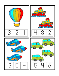 Printable Learning Activities For Toddlers Lovely 1394 Best Number Games Amp Children With