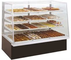 Non Refrigerated Bakery Display Case