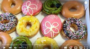 Krispy Kreme Halloween Donuts 2015 by Blast Away Your Winter Blues With These New Springtime Treats From