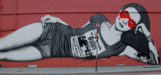 Famous Street Mural Artists by Fin Dac New Mural Cork City Ireland Streetartnews Streetartnews