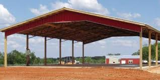 Pole Barn Kits by Dixieland Metals A Great Construction