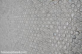 Grey Tiles With Grey Grout by Tips For How To Install Penny Tile House Updated