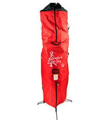 Store Your Christmas Tree In The Off Season With Upright Storage Bag