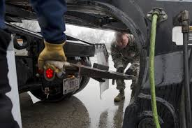 Airman's Invention For Safer Hitch Bar Could Affect Entire Trucking ...