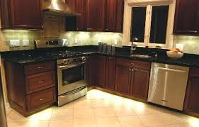 led kitchen cabinet lighting led cabinet kitchen