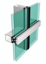 Ykk Ap Curtain Wall by 4 Sided Structural Glazed Curtain Wall Decorate The House With