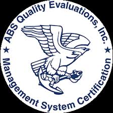 bureau of shipping abs certifications national k works inc