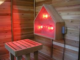 Infrared Lamp Therapy Benefits by Infrared Lights U0026 Saunas Faqs