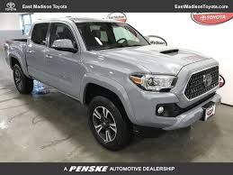 2018 Used Toyota Tacoma DBL CB 4WD V6 TRD AT At East Madison Toyota ... Bay Springs Used Toyota Tacoma Vehicles For Sale Popular With Young Consumers And Offroad Adventurers 2008 Toyota Tacoma Double Cab Prunner At I Auto Partners 2017 Trd Off Road Double Cab 5 Bed V6 4x4 Marlinton Parts 2006 Sr5 27l 4x2 Subway Truck Inc 2016 For In Weminster Md Vin 2011 Daphne Al Tacomas Less Than 1000 Dollars Autocom Limited 4wd Automatic 2018 Sr Tampa Fl Stock Jx107421 2015 Prunner Sr5 Sale Ami