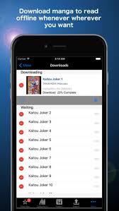 Manga Storm on the App Store