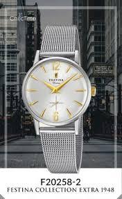 montre moderne et collection la montre festina f20263 2 or pour femme est une réédition de la