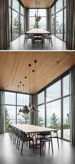 100 Contemporary Ceilings Moderndiningroomhighceilingslargewindows1311181250
