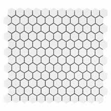 white hexagon tile floor a farmhouse reborn