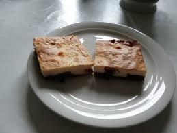 schoko quark kuchen mit birnen helgas garten