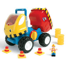 WOW Toys Dump Truck Dudley - £30.00 - Hamleys For Toys And Games Tonka Classic Dump Truck Big W American Plastic Toys Gigantic Walmartcom Funrise Toy Toughest Mighty New Hess And Loader For 2017 Is Here Toyqueencom Moover Little Earth Nest Wooden Trucks Cars Happy Go Ducky Yellow Toy Dump Truck Isolated On White Background Stock Photo Photos Pictures Getty Images Amazoncom 16 Assorted Colors Metal Kmartnz Bruder Mack Granite Games