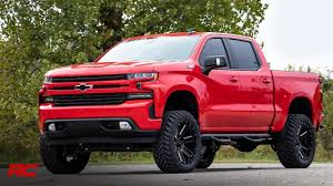 100 Lifted Chevrolet Trucks For Sale FindNewRoads With Rough Countrys 6inch Lift For 2019