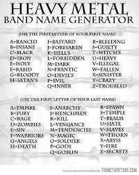 Elegant Bands That Start With The Letter H