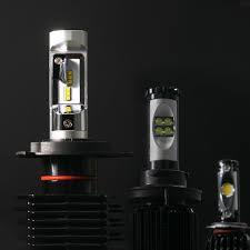 gtr lighting ultra series led headlight bulbs h8 h9 h11