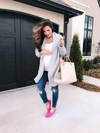 Cool 49 Stylish Pregnancy Outfits Ideas For Winter More At Aksahinjewelry
