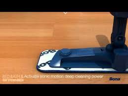 Bona Hardwood Floor Mop by Bona Hardwood Floor Mop Motion At Bed Bath U0026 Beyond Youtube