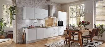 trend küche in lacklaminat alpinweiß supermatt küche lykke