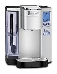 Amazon Cuisinart SS 10 Premium Single Serve Coffeemaker Stainless Steel Kitchen Dining