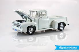 1956 Ford F-100 Pickup Truck 1:24 Scale American Classic Die-cast ... Classic Truck 4k Hd Desktop Wallpaper For Ultra Tv Dual 1955 Chevy 5100 Stepside Pickup 124 Scale Diecast 1956 Ford F100 American The Walker Toys Unfinished Kit Real Good Rescue Ctr 15 Youtube Coolest Trucks Of The 2016 Show Seasonso Far Hot Rod Network Restorations Washburn Car And Sydney And Antique Classictrucks77 Twitter Auto Air Cditioning Heating 70s Older Cars Best Pre72 Perfection Photo Gallery Picking Up Pieces A Wsj