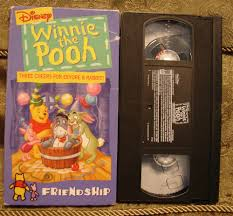 Berenstain Bears Christmas Tree Vhs by The New Adventures Of Winnie The Pooh King Of Beasties Vhs