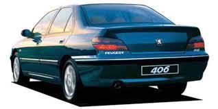 Peugeot 406 PEUGEOT 406 V6 2003 Japanese Vehicle Specifications