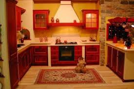 Red Kitchen Decor A