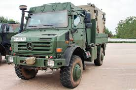 100 Unimog Truck The MercedesBenz Trend Legends