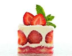 erdbeer frischkäse torte