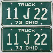 1973 Ohio Truck License Plates | Brandywine General Store License Plate Oklahoma Zz Is A Showboat Of Sleeper 10 Second Ontario Quarterly Truck And Bus Plates Part M Flickr Mapa Plate License Plates The Portly Chronicles More Auto Blonde 2x Car Truck Dark Blue Frames Number A Rustic Christmas Tablescape Celebrate Decorate Do I Need Commercial Encharter Insurance Deck 1966 Texas Farm Brandywine General Store 1961 Virginia Lpr For Access Control